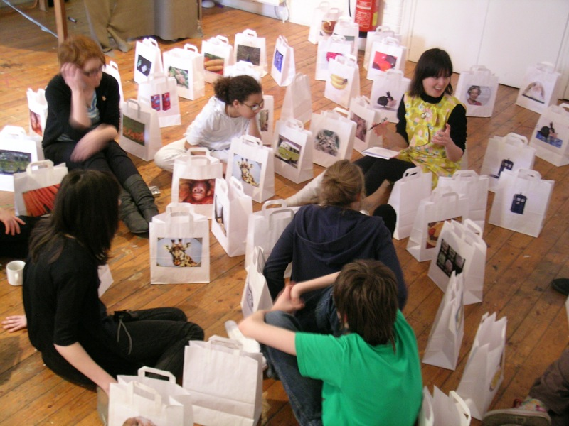 You're The Boss – Chisenhale Gallery Education – London 2008